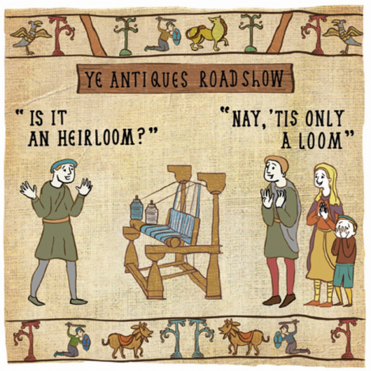 Antiques Roadshow, Hysterical Heritage 453281