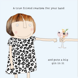 A true friend, Gin and Frolics GF283
