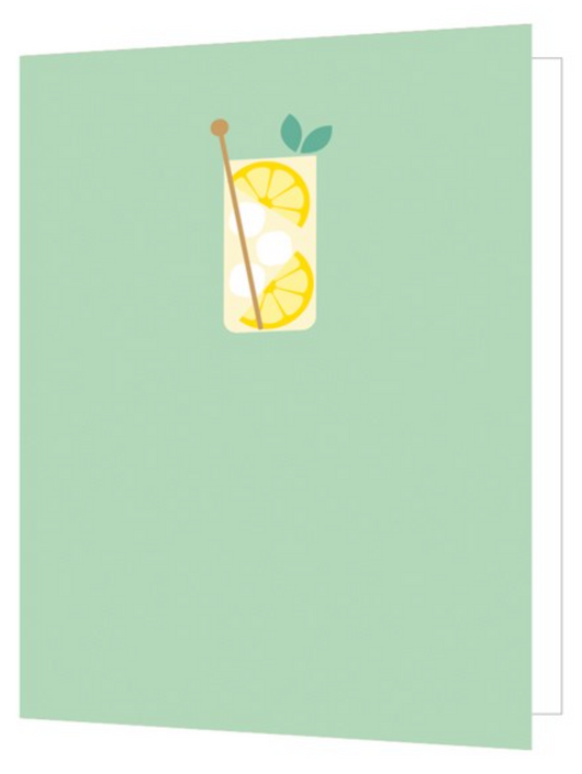 Mojito, Bright New Things Mini Card, BNT45