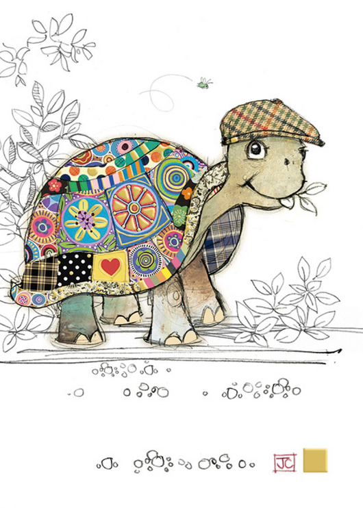 Tommy Tortoise by Jane Crowther G007