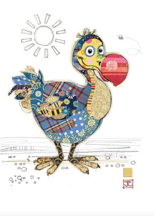 Derek Dodo by Jane Crowther G015