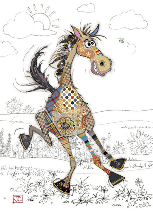 Herbie Horse by Jane Crowther G026