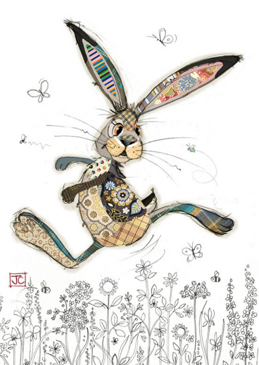 Hesper Hare by Jane Crowther G034