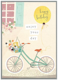 Happy Birthday Bicycle, Amelia AL06