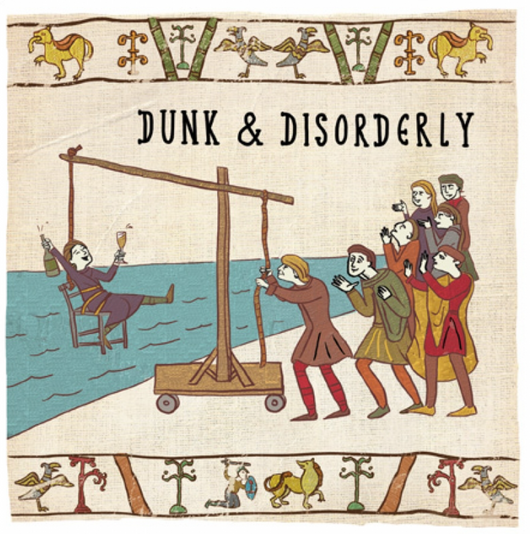 Dunk and Disorderly, Hysterical Heritage 443985