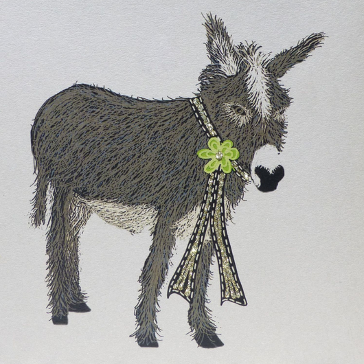 Donkey, Heather Martin 29C