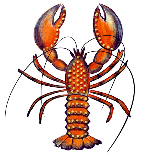 Lobster, Heather Martin 02G