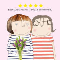 Excellent friend, Gin and Frolics GF266