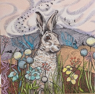 Hares in the Fields, In The Wild, TW84