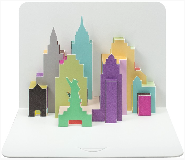 New York by Form, The Art File