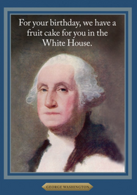 George Washington, History Notes, HN1432