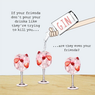 Gin friends, Gin and Frolics GF264