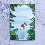 Let it Snow Laser Cut Christmas Card by Jane Newland