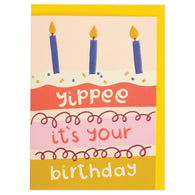 'Yippee it's your Birthday', Good Vibes GDV01