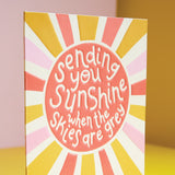 'Sending you Sunshine', Good Vibes GDV14
