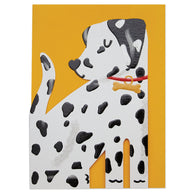 Die Cut Dalmation Dog, Pawsome PAW16