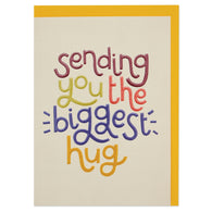 'Sending you the biggest hug', Good Vibes GDV44