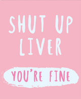 Shut Up Liver, Mini Mischiefs MM045