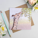 Giraffe, In The Wild, TW55