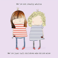 Tall children who drink, Gin and Frolics GF153