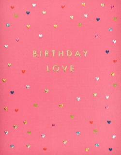 Birthday Love, Jot 110