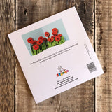 Pop Up 3D Field of Poppies Card by Two To Tango