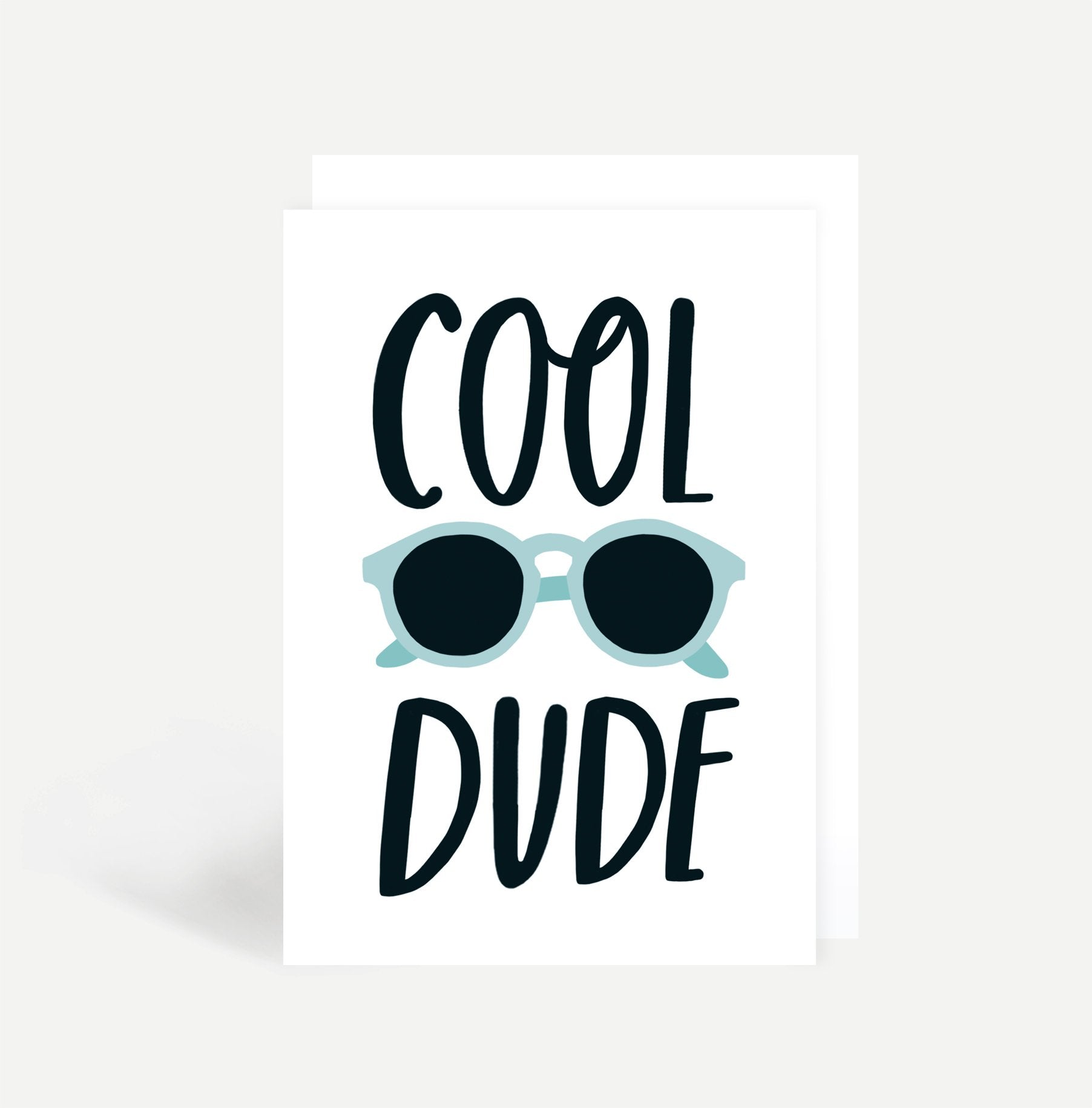 Cool Dude Card
