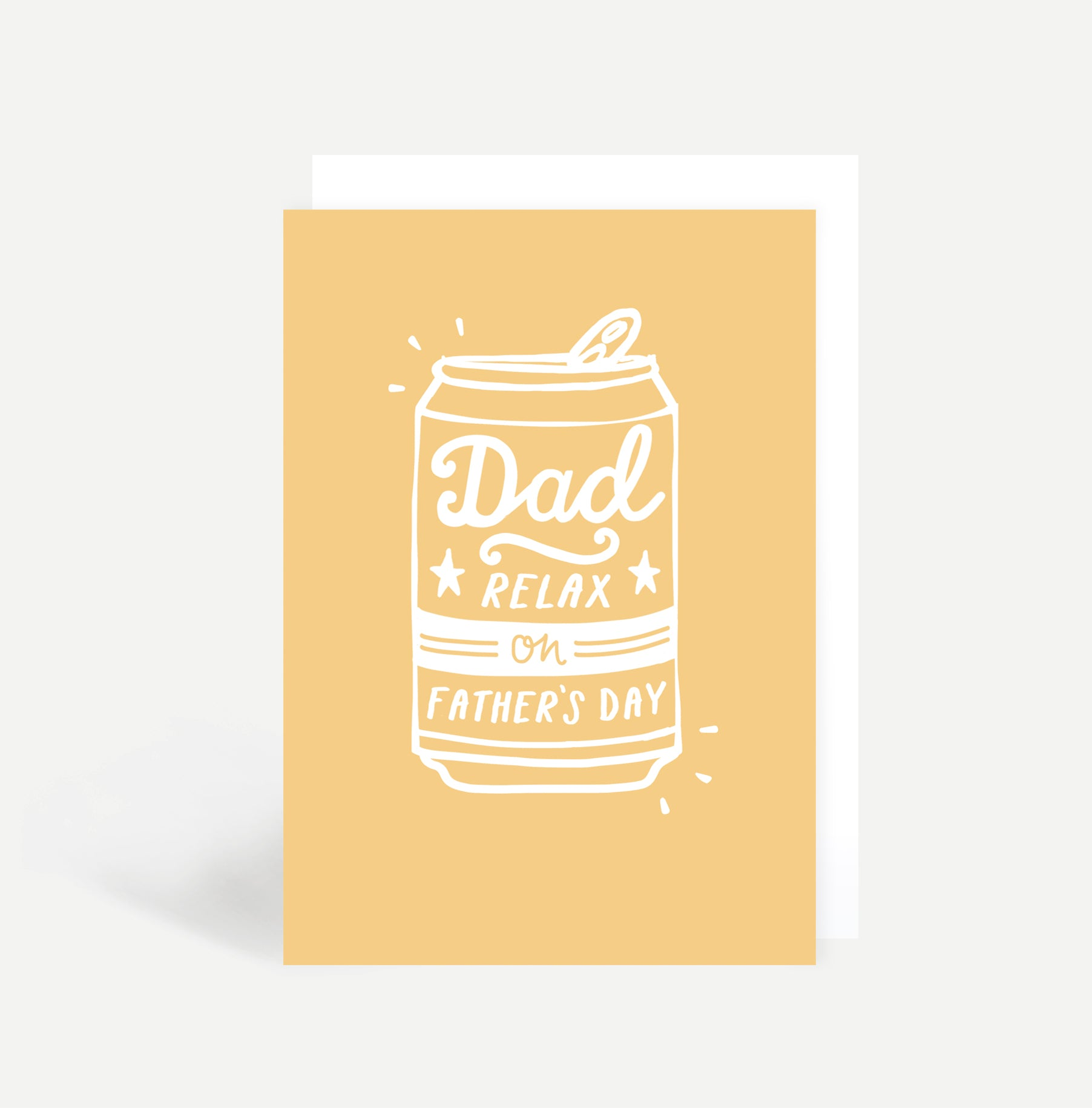 Relax On Father's Day Card