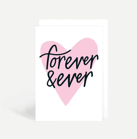 Forever And Ever Card