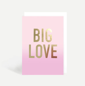 Big Love Card