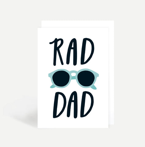 Rad Dad Card
