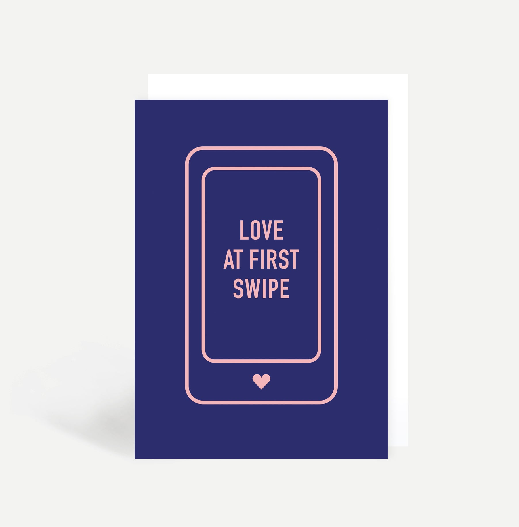 Love At First Swipe Card