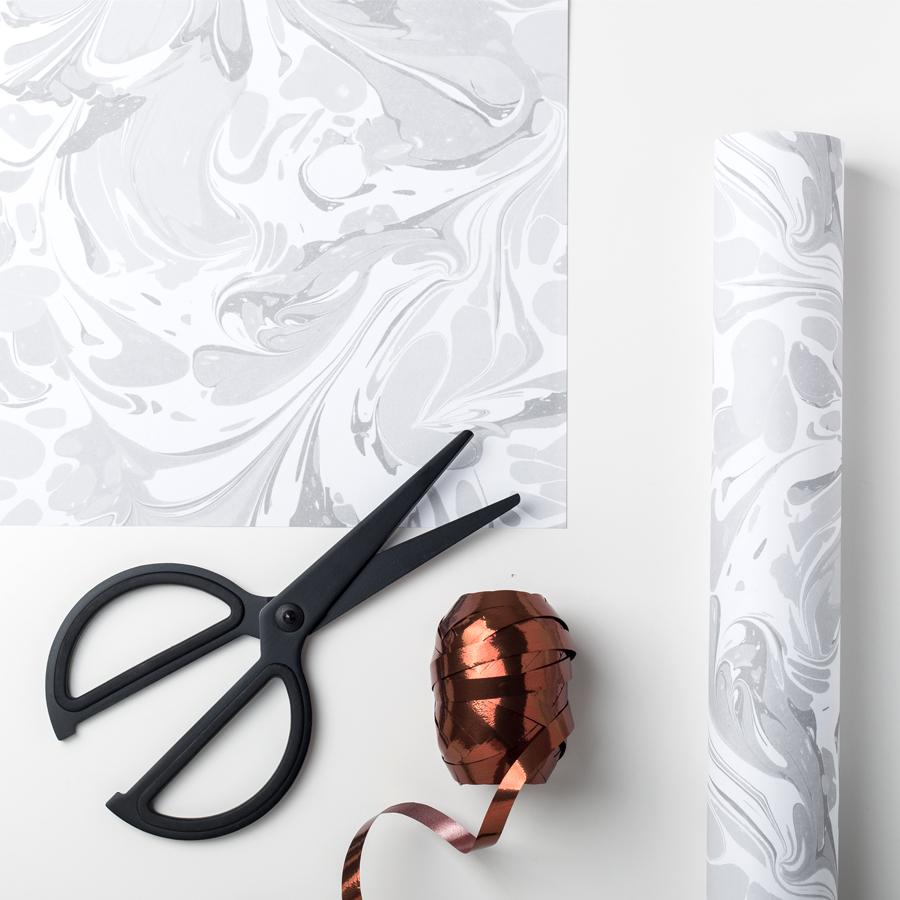 Marble Gift Wrap