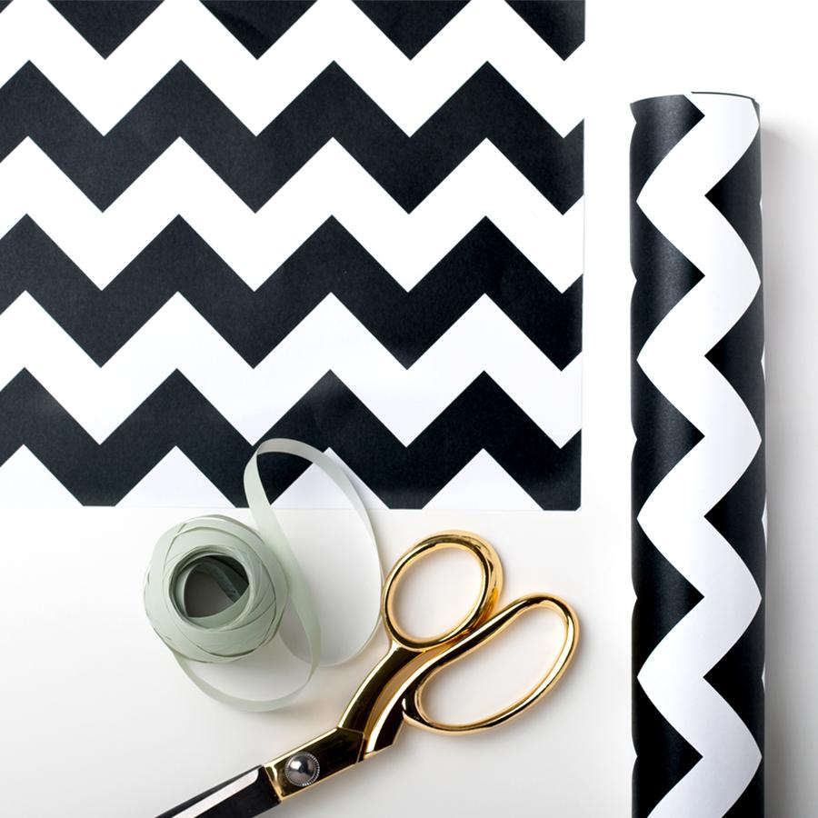 Chevron Gift Wrap