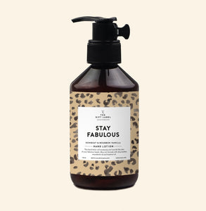 Stay Fabulous Hand Lotion