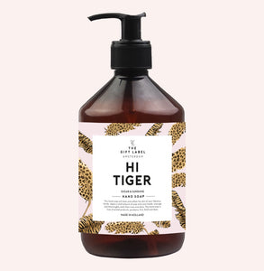 Hi Tiger Hand Soap