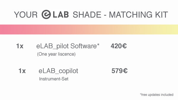 Your eLAB® Shade-Matching Kit
