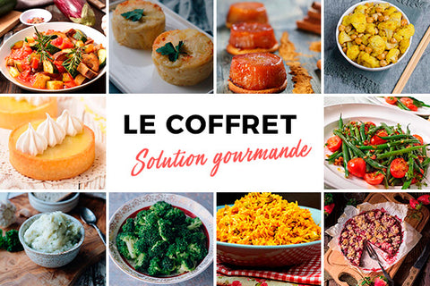 Coffret Solution Gourmande