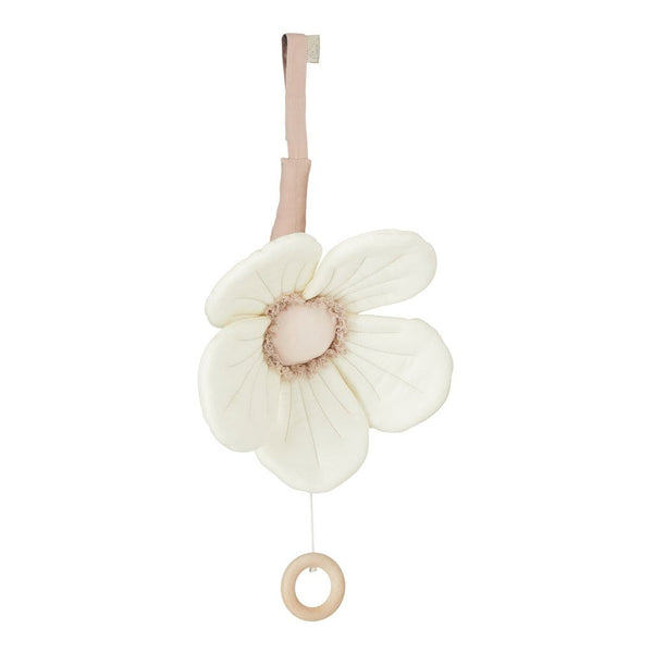 Windflower Mobile - OCS Creme White