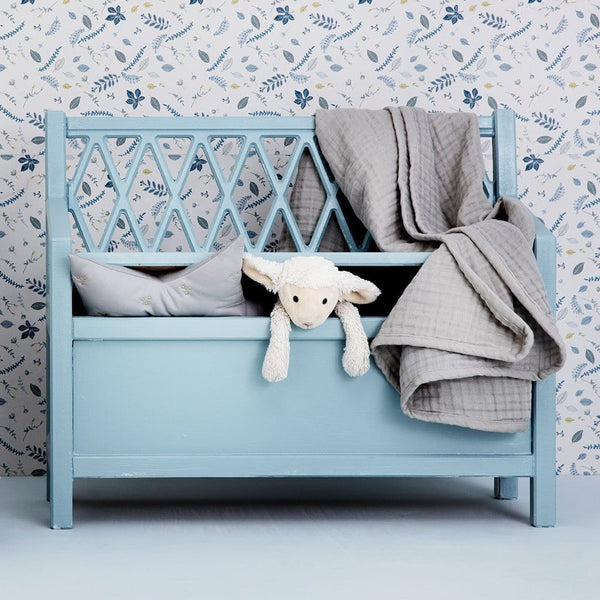 Harlequin Kids Storage Bench - FSC Petroleum