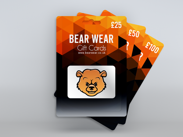 Bear Wear Clothing Gift Card