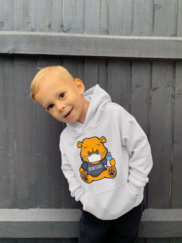 White Bear Wear & Chill Kids Hoodie