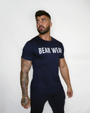 Navy - Bear Wear Classic Unisex Tee