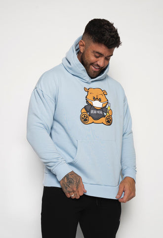 Blue Bear Wear & Chill Hoodie