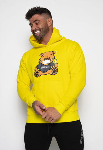 Lemon Bear Wear & Chill Hoodie