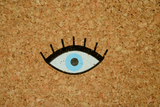Cork Yoga-Block Eye