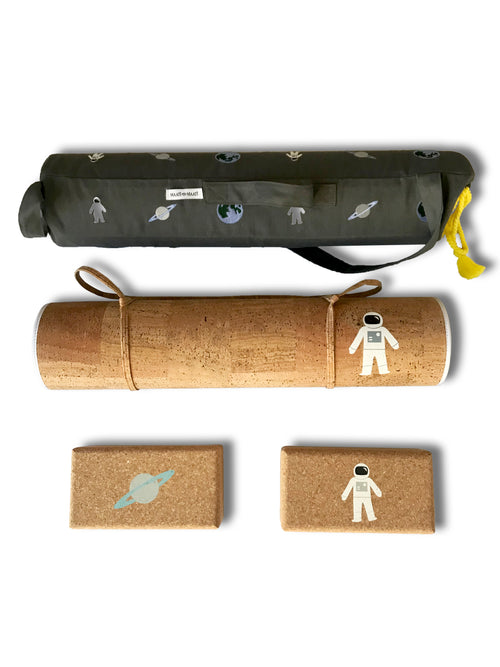 Big Bundle ASTRONAUT: THE MAT x THE BAG x THE BLOCKS