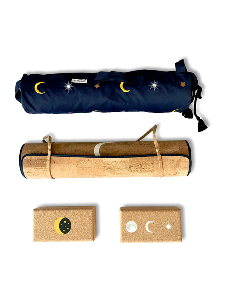Big Bundle NIGHT SKY: THE MAT x THE BAG x THE BLOCKS