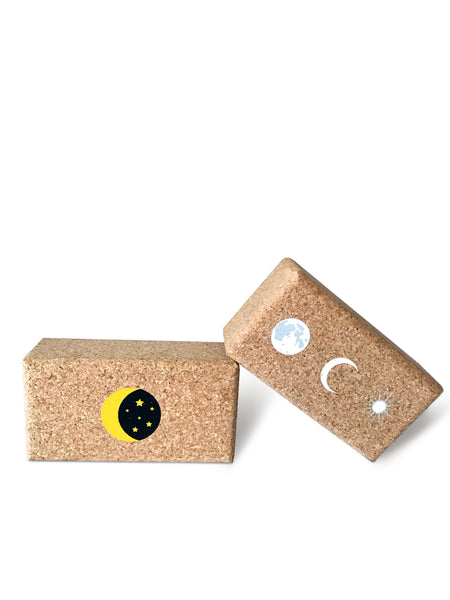 THE BLOCKS: Pair NIGHT SKY