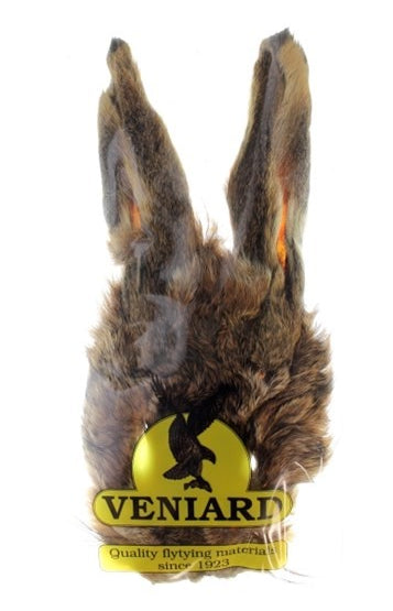 Veniards Natural Hare's Mask with Ears